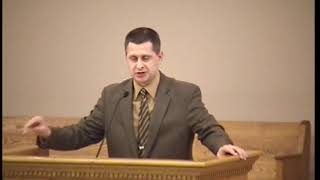 Pastor Dave Peters Monday March 12 2012 Evening Service