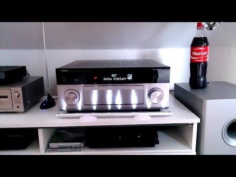 Neuer Yamaha Verstärker RX-A 3030 Unboxing and more