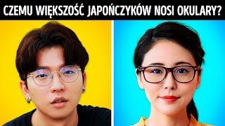 Dlaczego większość Japończyków nosi okulary i 22 ciekawostki o Japonii