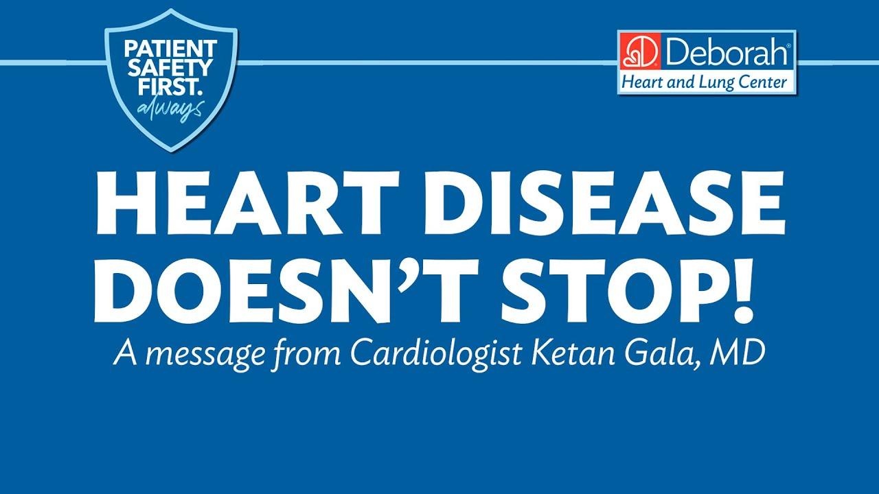 Heart Disease Doesn