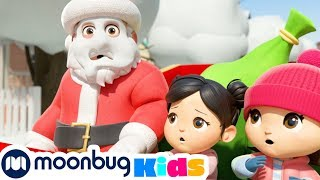 Jingle Bells Song! Little Baby Bum | Christmas Cartoons and Kids Songs | Nursery Rhymes