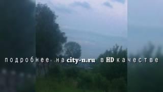 НЛО над Новокузнецком
