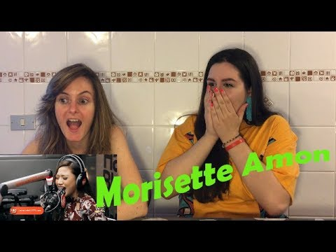 MORISSETTE SECRET LOVE SONG REACTION [ Camille & Nadia