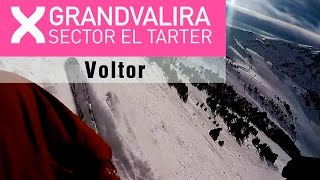 preview picture of video 'Descenso por Voltor  El Tarter, Andorra'