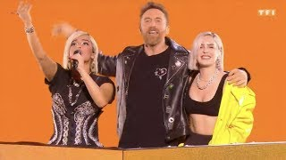 David Guetta Anne Marie & Bebe Rexha - Don't Leave Me Alone & Say My Name At NRJ Music Awards 2018