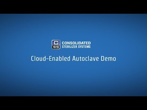 Cloud Enabled Autoclave Demo