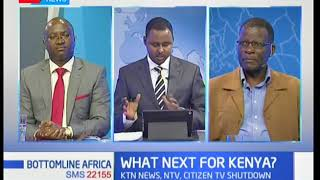Bottomline Africa: What next for Kenya?