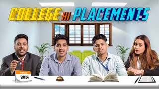 Ab video khol li hai toh end tak dekhna zaroor.  This video is about that phase in college life where we all appear for placements. We hope you enjoy this funny college video. LIKE COMMENT KERNA MAT BHOOLNA. LOVE YOU ALL.  Vlog Channel-  https://www.youtube.com/channel/UCqEt...    Facebook.  https://www.facebook.com/Realshitvideos    Instagram-  @RealSHlT_Vines  https://www.instagram.com/realshit_vi...     Personal Instagram:   Shubham Gandhi-  https://instagram.com/theshubhamgandh...  Piyush Gurjar -  https://instagram.com/thepiyushgurjar...   Deepak Chauhan -  https://instagram.com/thedeepakchauha...    PRODUCED BY- RealHIT   CAST-  SHUBHAM GANDHI, PIYUSH GURJAR, DEEPAK CHAUHAN , TANVI CHILLAR DIRECTOR- Team RealHlT  COLOR GRADING- NITIN GOYAL & TEAM CINEMATOGRAPHER-  NITIN GOYAL Motion Poster, Thumbnail- Vishal Rana ( PHOENIX)   WRITERS-  Team RealHIT  EDITOR- HONEY & TEAM RealHIT