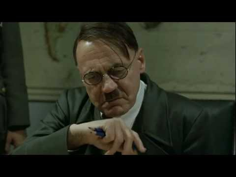 Hitler finds out Sri Lanka lost the final