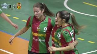 [highlights] CdF - Ternana Femminile