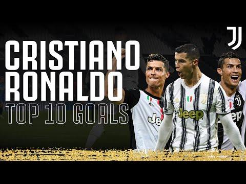 ⚽️ Top 10 BEST Cristiano Ronaldo Goals! | Juventus