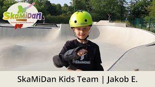 Der Aufstieg von Jakob Esselmann   Willkommen im SkaMiDan Kids Team   Aggressive Inline Skating
