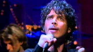 Chris Cornell Solo letterman