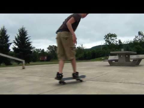 The Valley: A Day At Eldridge Skatepark