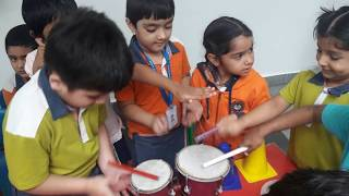 Everything is better with music Catch a glimpse of Oakridge International School