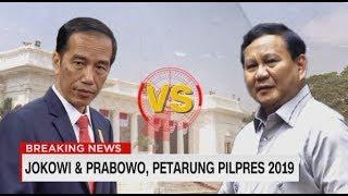 Download Video FULL - Prabowo - Sandi, Jokowi - Ma'ruf Amin Daftar Pilpres 2019 #JokowiMaruf #PrabowoSandi MP3 3GP MP4