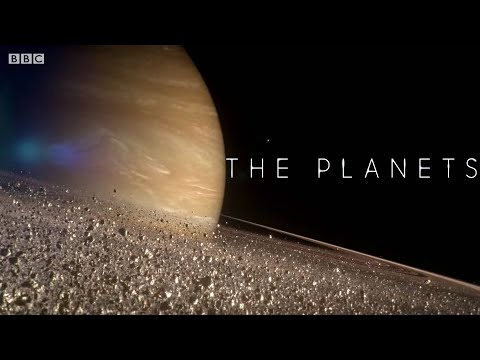 The Planets Trailer