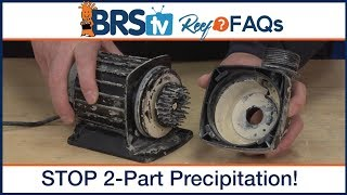 How to stop precipitation when dosing 2 part to my reef tank? - BRStv ReefFAQs