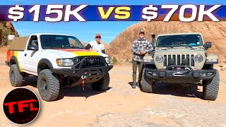 Behind the Scenes: Can Baby Yota Hang with the Big Boy Jeep in Moab? by The Fast Lane Truck