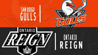 Gulls vs. Reign | May 5, 2021