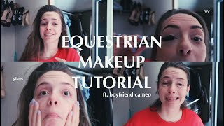 HOW TO EQUESTRIAN MAKEUP ROUTINE