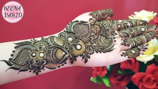 Eid Mehndi Designs 2018 Heena Vahid Free Online Videos Best Movies