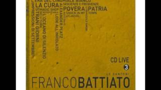 STRANI GIORNI (LIVE) - Franco Battiato