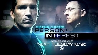 "Person of Interest 5x13 Promo ""Return 0"" Series Finale"