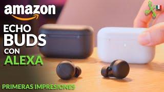 Amazon Echo Buds, PRECIO en México: audífonos con ALEXA para controlar tu casa