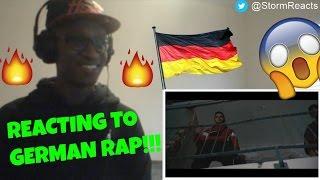 I LOVE GERMAN RAP!!!!   DARDAN   MISTER DARDY (prod. PzY)  REACTION
