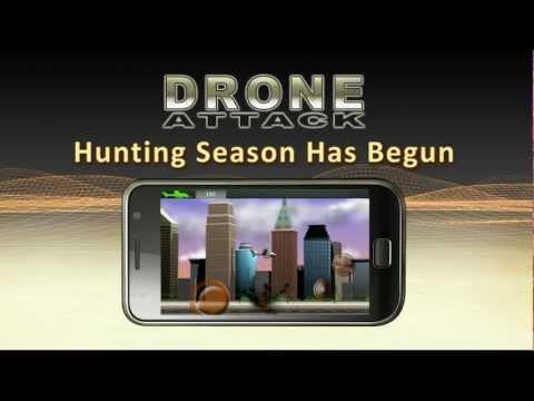Video of Drone Attack