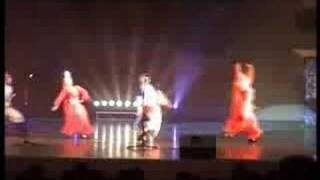 Edward Yao-Chinese Folk Dance新疆舞-掀起你的盖头来