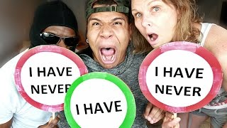 NEVER HAVE I EVER WITH MY PARENTS!