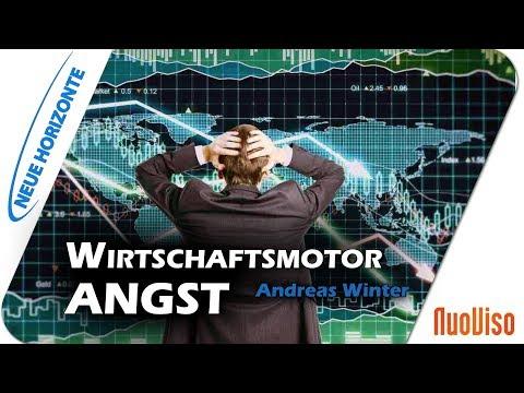 Angst als Schmierstoff der Leistungsgesellschaft - Andreas Winter