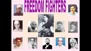 List of Top Ten Famous Hindu Freedom Fighters of India | Independent India Heroes | Salute to them | - |