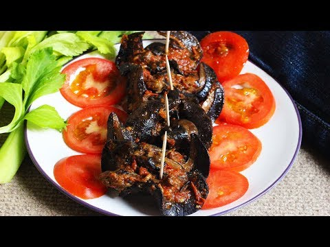 The Best Peppered Snail recipe