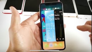 iPhone X: How to Close Apps (Close Individual or Multiple Apps Same Time)