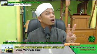preview picture of video '[LIVE] [110415] KULIAH SUBUH - USTAZ MURTHADA : MUSAILAMAH AL-KAZZAB'