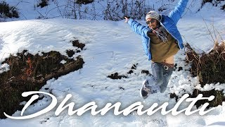 Bike trip to Dhanaulti and Mussoorie – An enchanting hill stations in Uttrakhand.