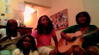 I love you by jonathan mcreynolds (covered by Daughters of Zion)