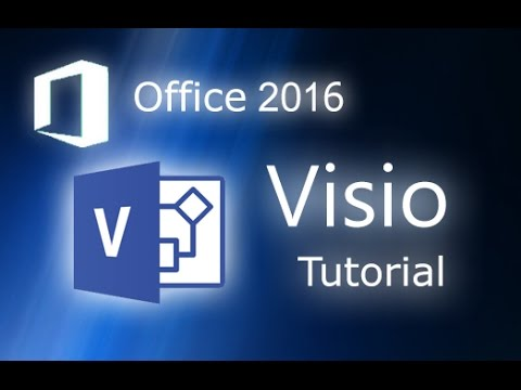 Microsoft Visio - Tutorial for Beginners [+General Overview ...