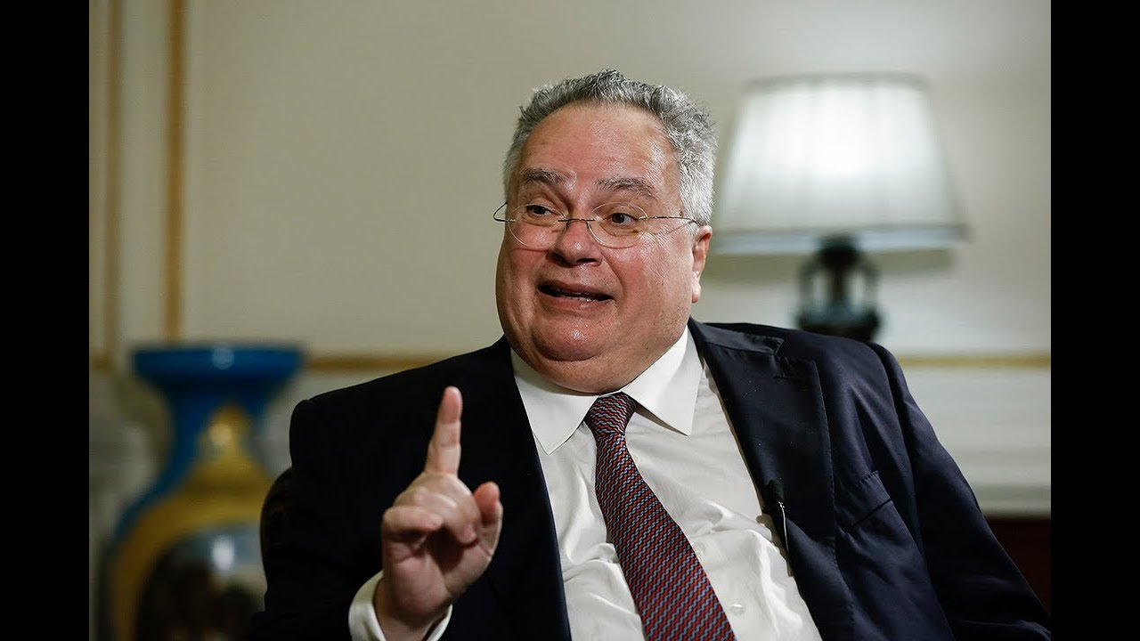 Ο Υπεξ Ν. Κοτζιάς για τη συμφωνία των Πρεσπών