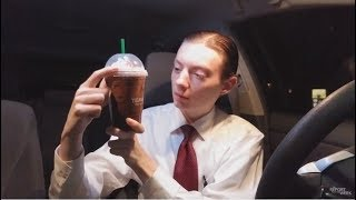 Is Starbucks Cherry Mocha the Perfect Valentines Gift? - Video Youtube