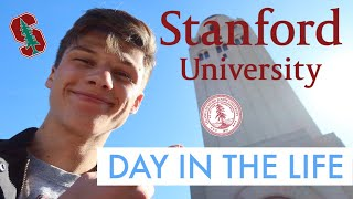 A DAY IN THE LIFE OF A STANFORD STUDENT ATHLETE!
