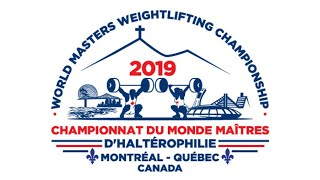 Montreal World Masters 2019 Championship - Day 5
