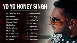 Chaar Botal Vodka Video Songs Of Yo Yo Honey Singh // Honey Singh New Songs 2021 - Bollywood Songs