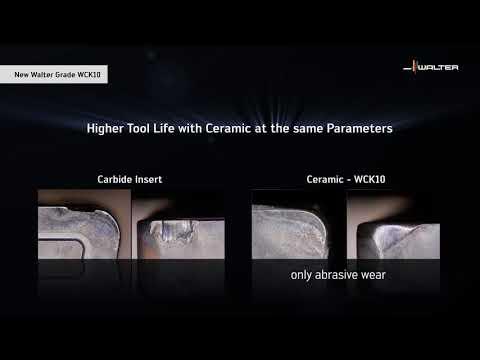 SI3N4 ceramic grade WCK10