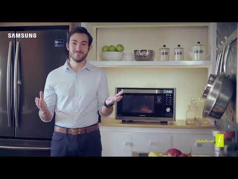 Horno microondas   Samsung   Falabella Colombia