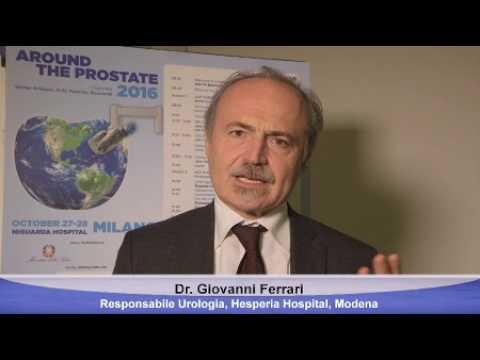 Intervento chirurgico per rimuovere gli effetti di cancro alla prostata