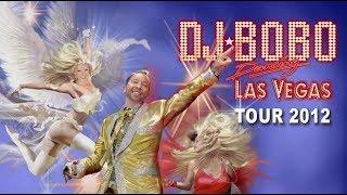 DJ BoBo - DANCING LAS VEGAS - Live Aus Berlin 2012 (DVD/Blu-Ray)